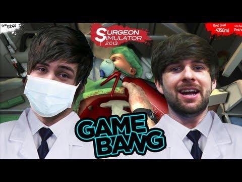 LIKE A SURGEON (Game Bang)