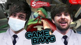 LIKE A SURGEON (Game Bang)