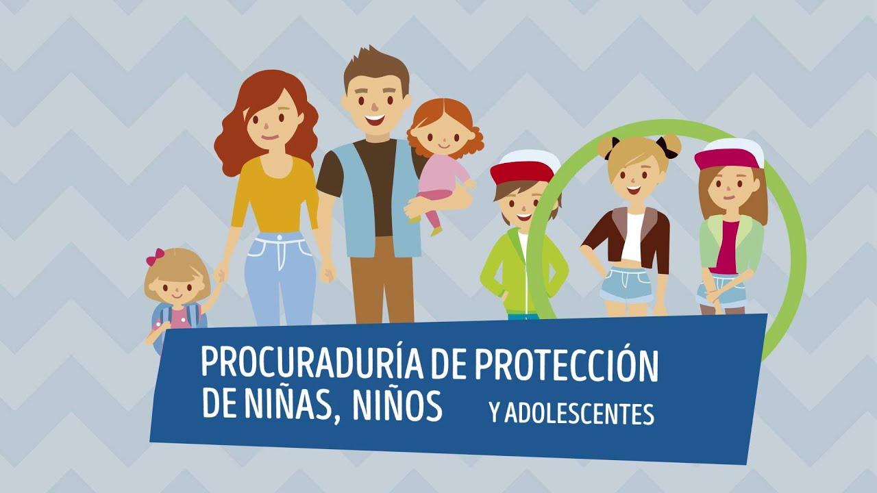 Procuradur U00eda De Protecci U00f3n De Ni U00f1as  Ni U00f1os Y Adolescentes