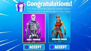 *NEW* Fortnite Gifting System + New Sniper Gameplay Soon! (Fortnite Battle Royale)