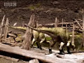T-Rex - attack of the dinosaur - BBC
