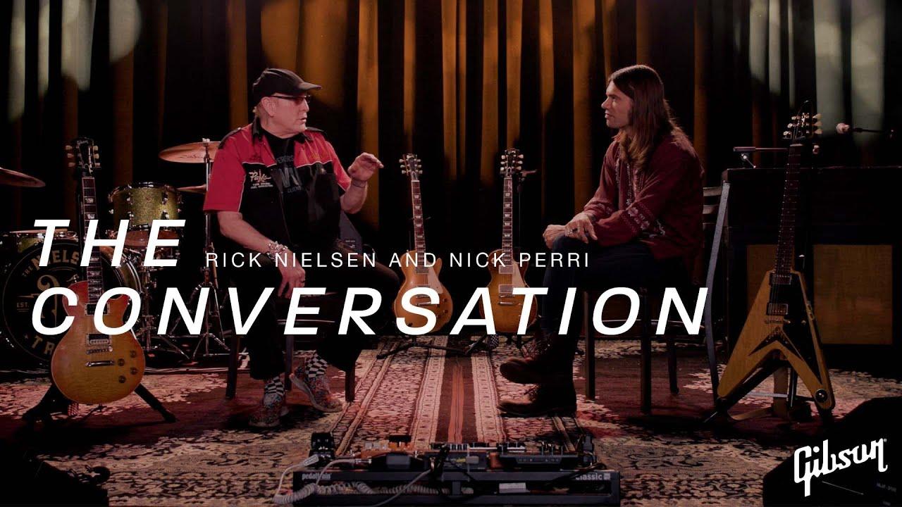 The Conversation: Rick Nielsen and Nick Perri