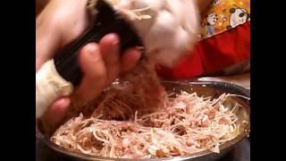 วิธีทำไส้กรอกอีสานวุ้นเส้นฉบับแม่น้อยหน้ามนคนขอนแก่น ครัวUSA