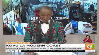 Madereva wa mabasi ya Modern Coast waliofariki katika ajali ni watu wa mbari moja
