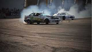 DRIFT in Odessa - King Of Europe 4th round