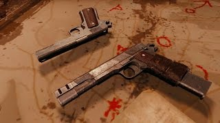 .45 Auto Pistol - Fallout 4 Mods PC Xbox One