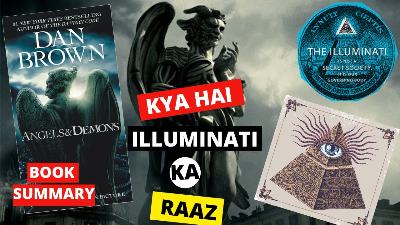 Angels and Demons   Book Summary in Hindi   Dan Brown   The StoryTeller