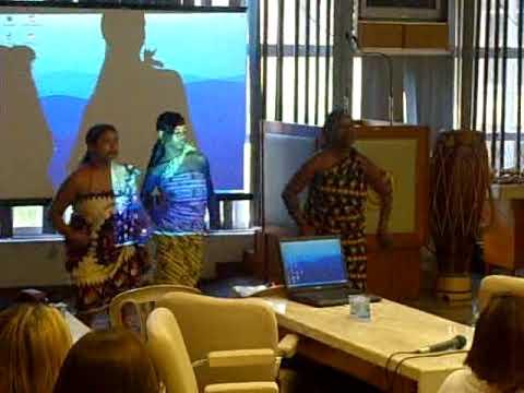 1º FORUM FEMININO DE CAPOEIRA PARTE 2 RAIZ DO BRASIL GV MG