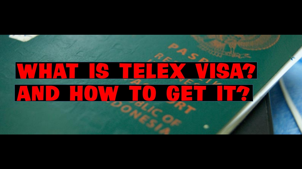 0819 3274 1 333 What is Telex Visa And How to Get it - YouTube