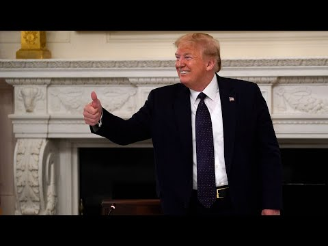 Trump says that he's using unproven drug to prevent COVID-19