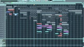 Full Song Remake: Swedish House Mafia - One (Original Mix) FL Studio Cover + flp