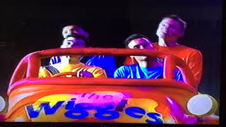 VHS Opening To The Wiggles The Wiggly Big Show VHS 1999 Australia