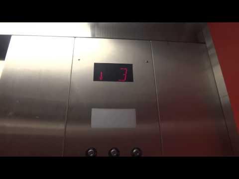 2001-2002 Schindler MT 300A/Dewhurt VR Hydraulic Elevator - Chapters - Ottawa, ON, Canada