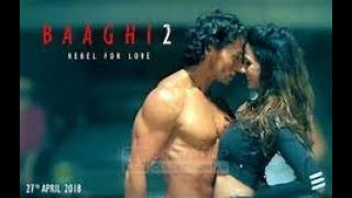 Gambar cover O shathi song __ Baaghi-2 |Tigher Shorff | TNT.BD