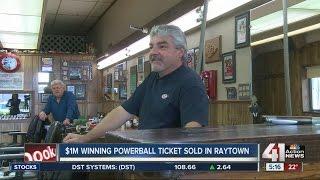 $1 million winning Powerball ticket sold in Raytown