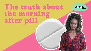 How The Morning After Pill Works And Stops Pregnancy | Femsplained