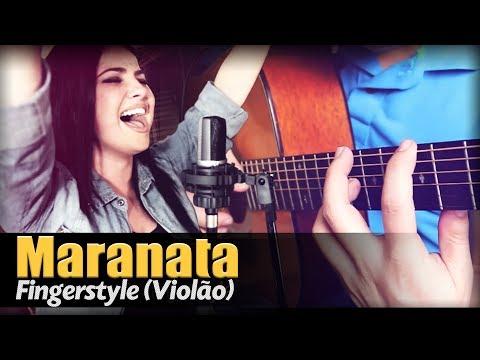 Maranata - Ministério Avivah Violão SOLO Fingerstyle by Rafael Alves