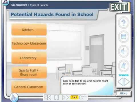 HSA Health and Safety Hazards in Schools