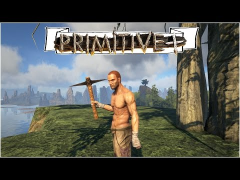 New Map, New Server, New Series! :: Ep. 1 :: Primitive Plus :: The Center Map :: UniteTheClans
