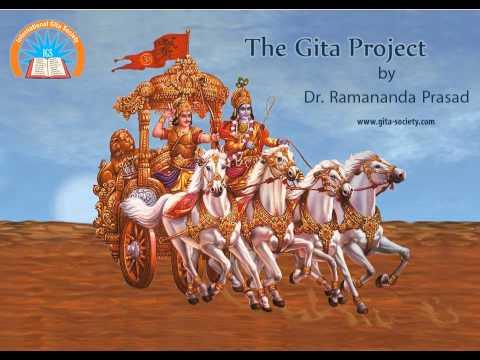 Bhagavad Gita  Chapter 6 to Chapter 9  by Dr Ramananda Prasad