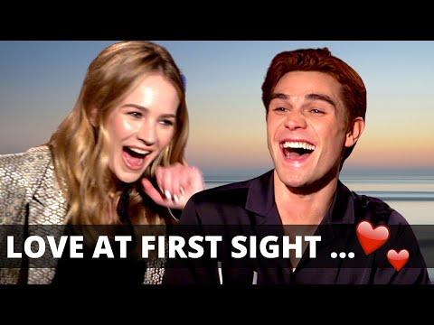LOVE at First Sight - KJ Apa & Britt Robertson Confessions -  (I Still Believe) 2020
