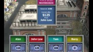 Monopoly Tycoon: The Porperty Trading Game For The Millenium - Trailer
