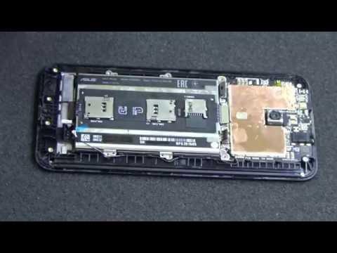 Замена дисплейного модуля на Asus ZenFone 2 (ZE550ML)
