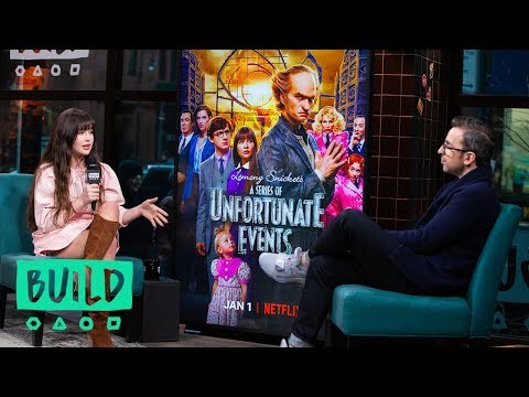Malina Weissman Talks Last Season of Netflixs A Series of Unfortunate Events