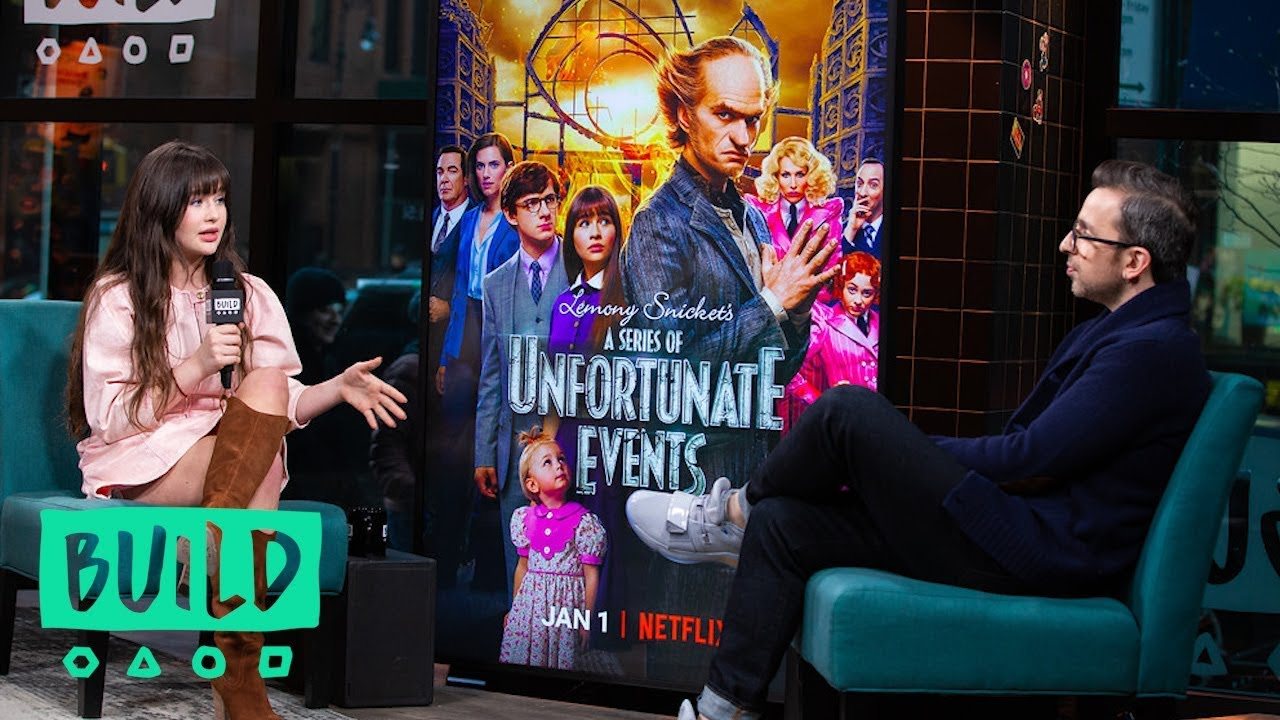 "Download Malina Weissman Talks Last Season of Netflix's ""A Series of Unfortunate Events"""