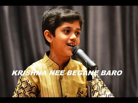 Krishna Nee Begane Baro - Rahul Vellal