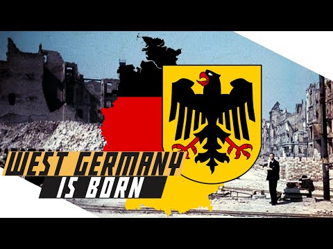 West Germany is Born - COLD WAR DOCUMENTARY