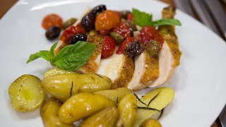 C'est Magnifique!: Provencal-style Chicken And Rosemary Potatoes | TODAY