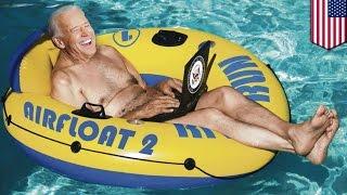 Вице-президент США любит купаться голышом!(Новая книга, раскрывающая слухи и тайны агентов секретных служб, показывает нам вице-президента США Джо..., 2014-08-05T16:07:29.000Z)