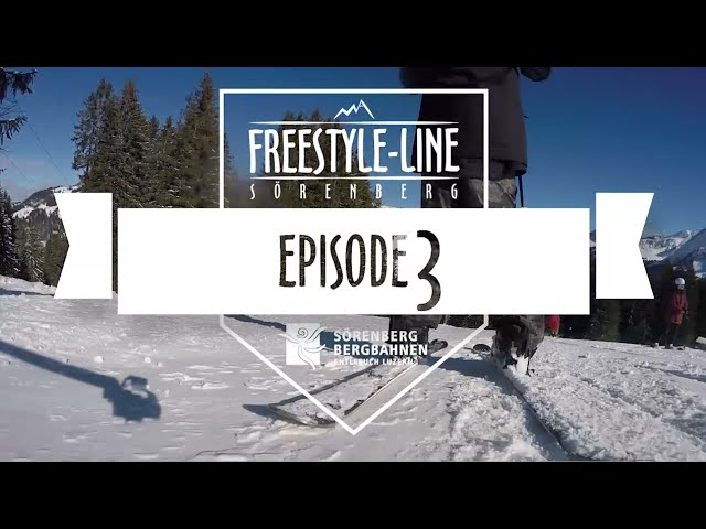 Freestyle Line Sörenberg, Episode 3, Season 15/16