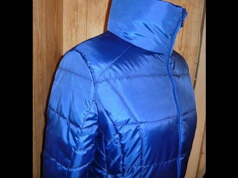 утепляемсяШьём куртки на синтепонеИслимтексеКак делаю этоя