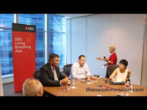 FinTech Discussion with Cloudera and DBS Bank