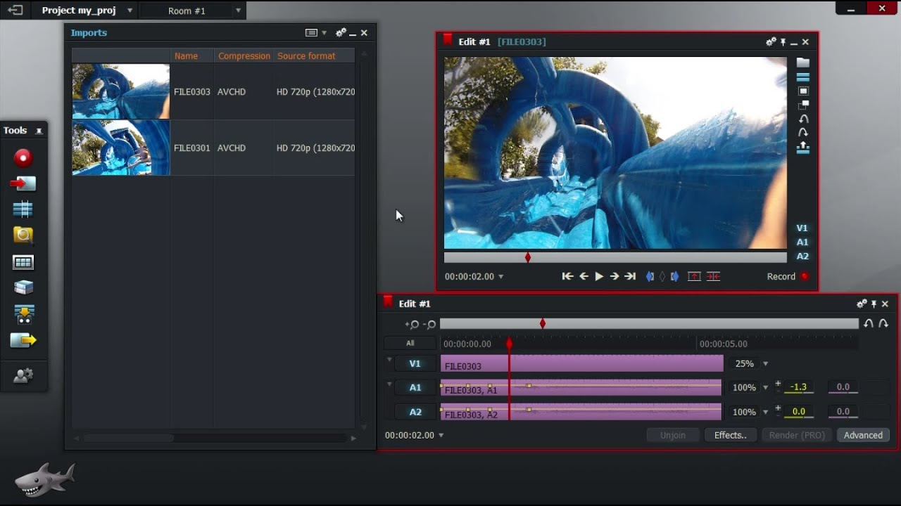 Lightworks Video Editor Limited Free How To Download -3033