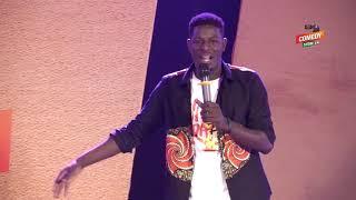 Alex Muhangi Comedy Store Dec 2019 - Maulana & Reign