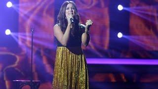 Lorena Gómez imita a India Martínez - Tu Cara Me Suena