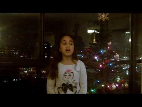 A Girl Sings For Free Syria