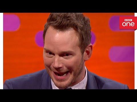 Download Youtube: Chris Pratt's leftover steak story - The Graham Norton Show 2016: Episode 9 - BBC