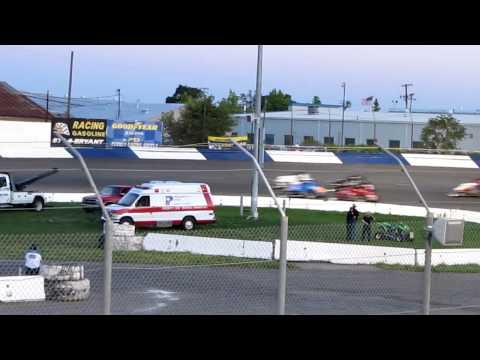 USAC @ The New Stockton 99 Speedway