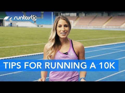 Everything You Need to Know About Running a 10K Race Part 1 (Runtastic & RUN 10 FEED 10)