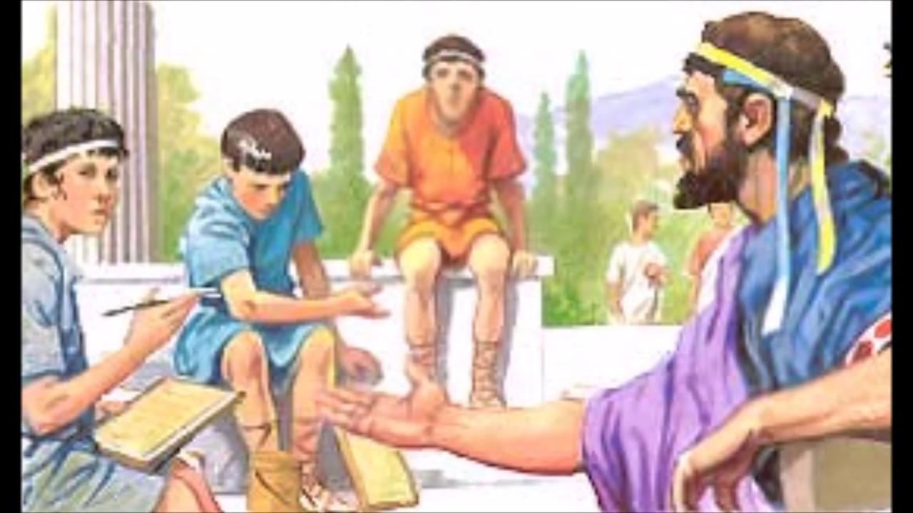 A scuola nell 39 antica grecia youtube - Scuola per piastrellisti ...