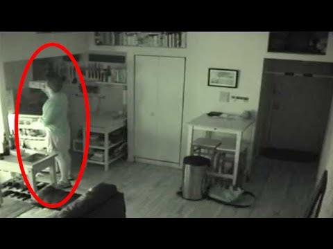 Любительская камера одни дома видео хотел