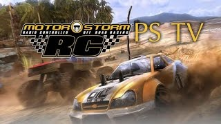 MotorStorm RC: HD Gameplay (PS TV)