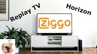Hoe kijk ik een programma terug op Ziggo? (VOOR OUDEREN)
