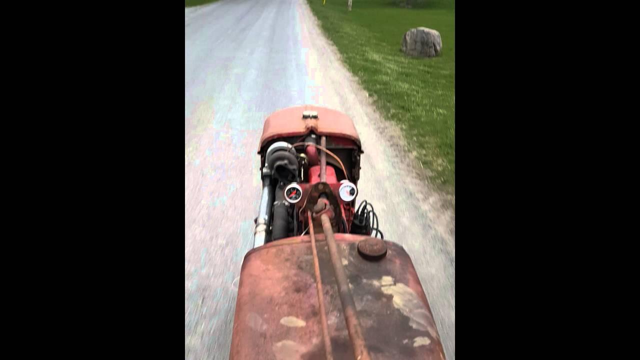 1950 Farmall H turbo