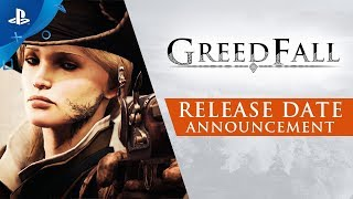GreedFall - Release Date Announcement | PS4