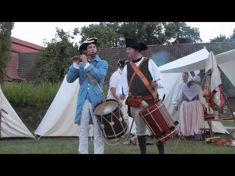 Zeitreise ins 18 Jahrhundert 2014 Teil 1